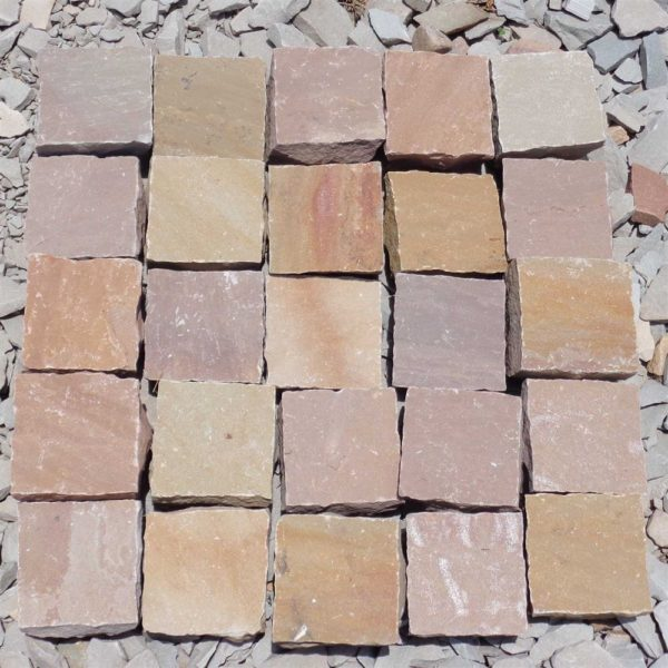 Manufacturer of Brown Cobbles