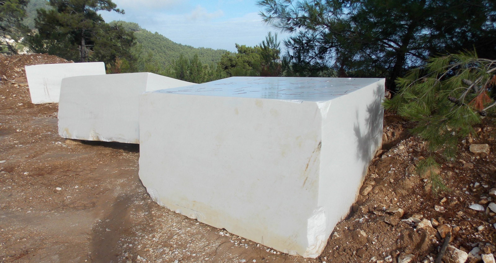 Exporter of White Marble in India